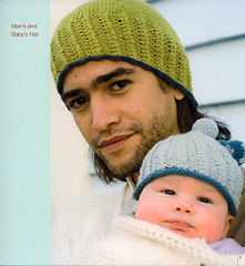 http://www.ravelry.com/patterns/library/man-and-babiess-hat
